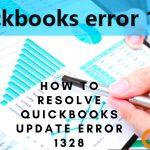 How to Fix QuickBooks Error 1328